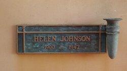Mrs Helen <I>Blackadder</I> Johnson
