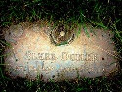 Elmer Chauncy Dupler