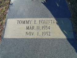 Tommy E Fountain
