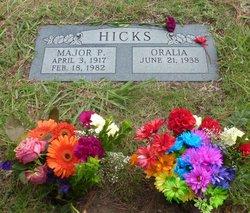 Oralia Hicks