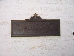"""Albert Joseph """"Bert"""" Rigali, Jr"""