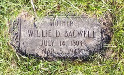 Willie Dale Bagwell