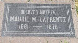 Maudie May La Frentz
