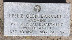 Leslie Glen Barkdull