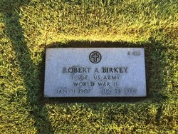 Robert A. Birkey