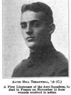 Alvin Hill Treadwell