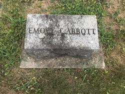 Emory Thornton Abbott