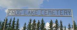 Frog Lake Cemetery