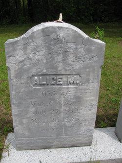 Alice Mable <I>Gray</I> Gipson