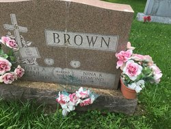 Nina K. <I>Osmond</I> Brown