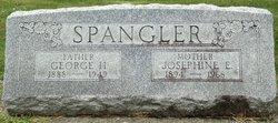 Josephine Ellen <I>King</I> Spangler