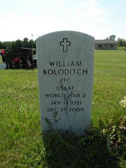 William Koloditch
