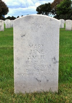 Mary Jane Amlie