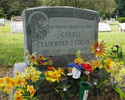 "Clairmond J. ""George"" Cogan"