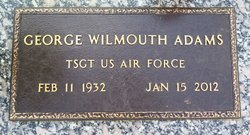 George Wilmouth Adams