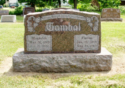 Magdalen Tombal