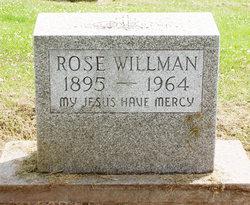 Rose Willman