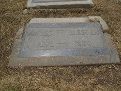Henry Wolcott Balestier, Sr