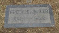 Freda Spindler