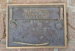 Marta Boutel