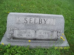 Lizzie Marie <I>Humberson</I> Selby