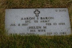 Aaron S Baron