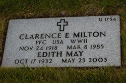 Edith May Milton