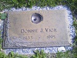 Donnie J Vigil