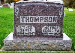 Jorgina <I>Berge</I> Thompson