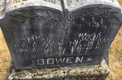 Mary Jeanett <I>Griffith</I> Bowen