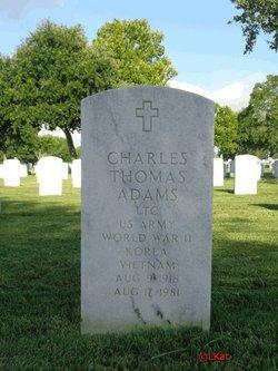 Charles Thomas Adams