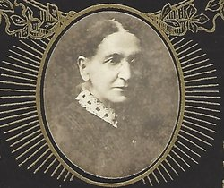 Maria Louisa <I>Curtis</I> Smith