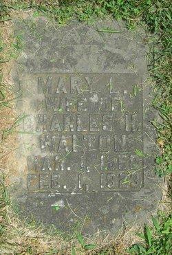 Mary L. Walton
