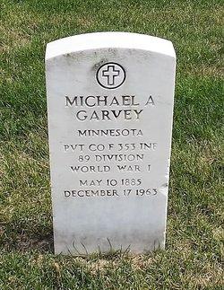 Michael A Garvey