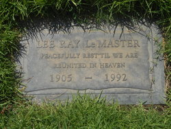 Lee Ray Lemaster