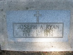 Joseph A Ryan