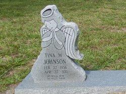 Tina Marie <I>Cothron</I> Johnson