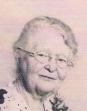 Mrs Mary <I>Sprunk</I> Hoffman