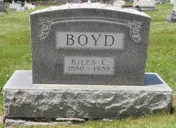 Kiles Clifford Boyd