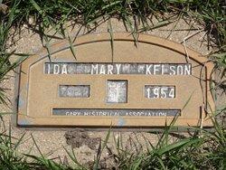 Ida Mary Kelson