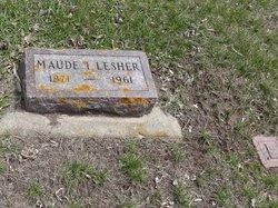 Maud Inez Lesher