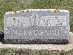 Clarence Garrett Markegard