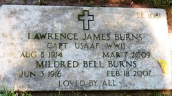 Lawrence James Burns