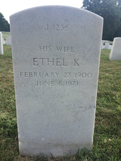 Ethel K Copher