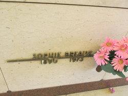 Sophie Anna <I>Prejean</I> Breaux