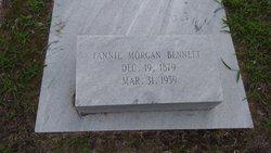 Fannie R <I>Morgan</I> Bennett