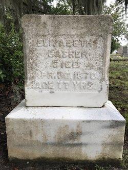 Elizabeth <I>Waldhauer</I> Dasher