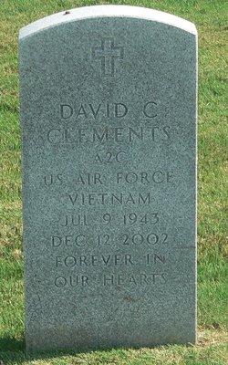 David C Clements
