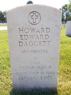 Howard Edward Daggett
