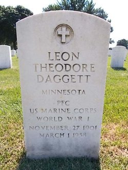 Leon Theodore Daggett